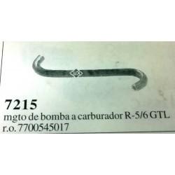 Manguito de bomba a...