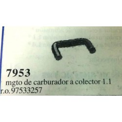 Manguito de carburador a...