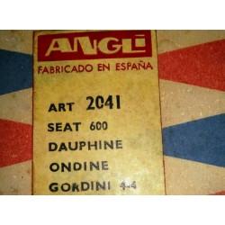 Tapa Distribuidor Seat 600,...