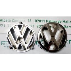 Anagrama Volkswagen cromado...