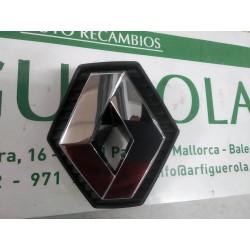 Anagrama rejilla Renault...