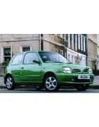 Venta online de recambios de Nissan Micra en arfiguerola.com