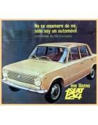 Venta online de recambios para Seat 124 y 1430  en arfiguerola.com