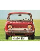 Venta online de recambios para Simca 1000 en arfiguerola.com