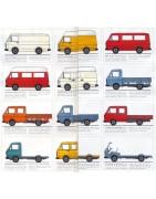 Venta online de recambios para Volkswagen LT en arfiguerola.com