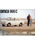 Venta online de recambios para Simca 900  en arfiguerola.com