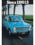 Venta online de recambios para Simca 1100 en arfiguerola.com