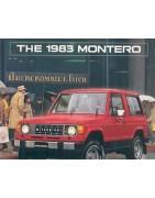 Venta online de recambios para Mitsubishi Montero en arfiguerola.com