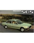Venta online de recambios para Peugeot 505 en arfiguerola.com