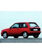 Recambios para Opel Corsa