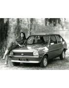 Venta online de recambios para Ford Fiesta en arfiguerola.com
